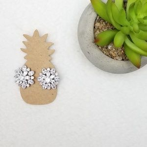 Jewelry - 2/$20 NEW Floral Earrings